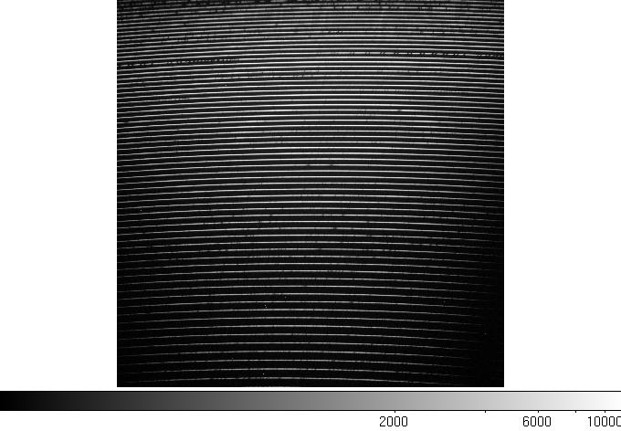 Aldabaran spectrum