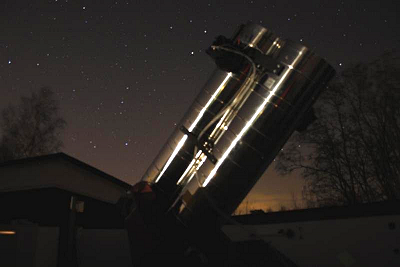 Poznań Spectroscopic Telescope 1